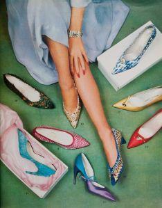 chaussures 1950 bis